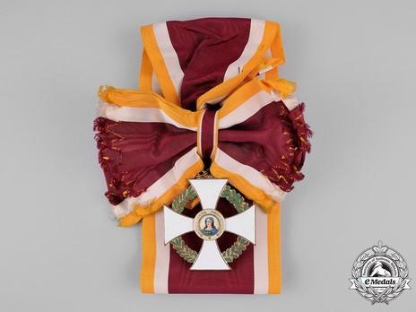 Order of St Agatha, Grand Cross