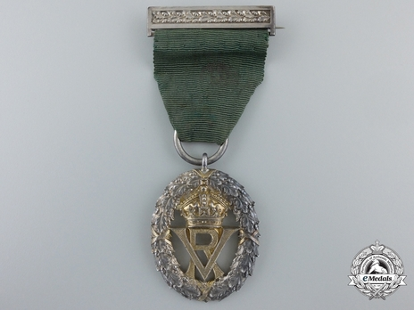 Decoration (for United Kingdom recipients, 1892-1901) Obverse