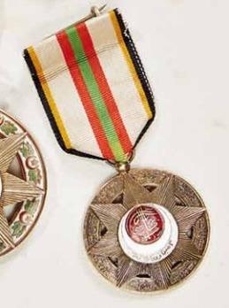 Order of Haroonia (Imtiaz-I-Haroonia), V Class Member
