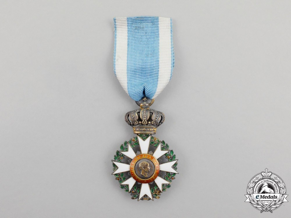 Merit+order+of+the+bavarian+crown%2c+knight%27s+cross+%28in+silver%29+1