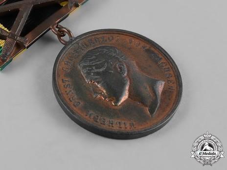 General Medal of Merit Obverse