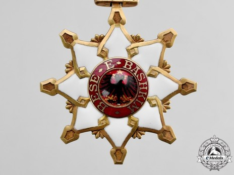 Order of the Black Eagle, Grand Cross Obverse