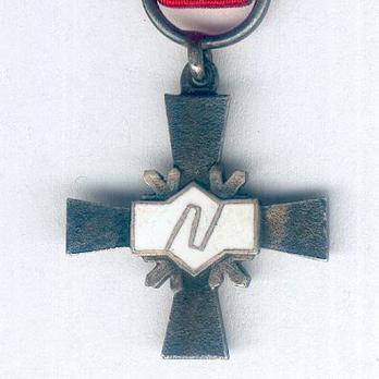 Miniature Tolvajarvi Cross Obverse