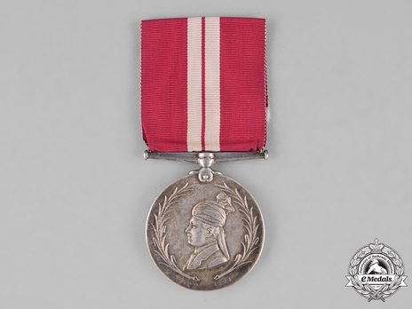 1930 Coronation Medal Obverse