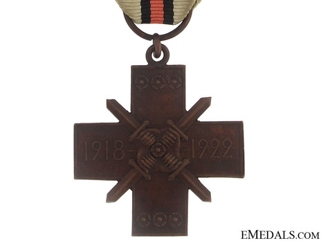 War of Kindred Nations Cross Reverse