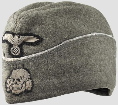 Waffen-SS General's Field Cap M40 Profile