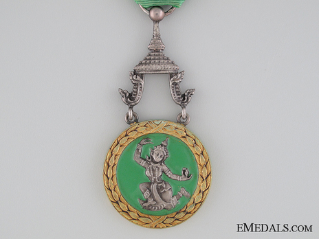Order of Agricultural Merit, Knight Obverse