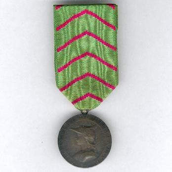 """Silver Medal (stamped """"O.ROTY,"""" 1896-) Obverse"""