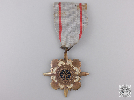 Technical Service Medal Obverse