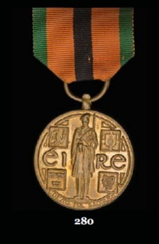 Truce Commemoration Medal in Bronze