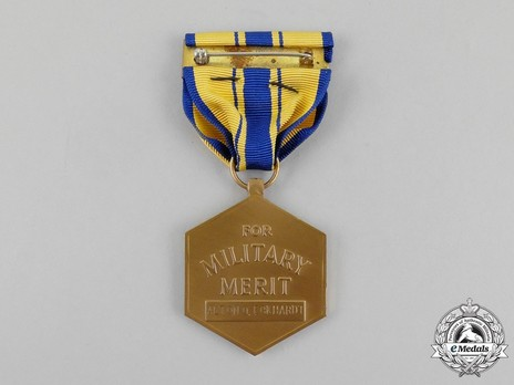 Air Force Commendation Medal Reverse