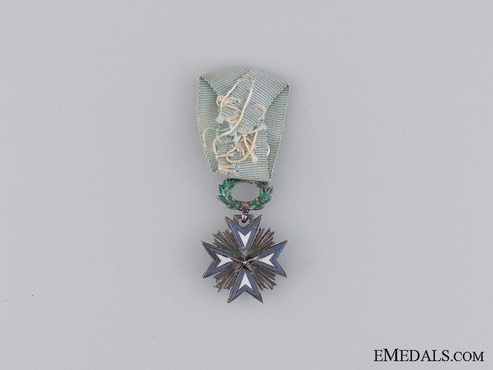 Knight miniature reverse
