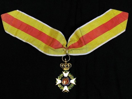 Commander Obverse with Ribbon