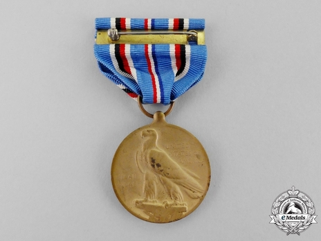 American Campaign Medal Reverse