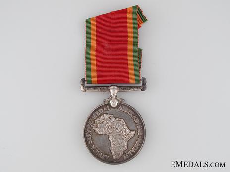 Africa Service Medal Obverse