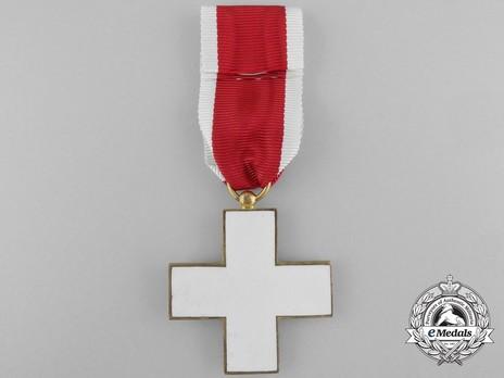 Cross of Honour of the German Red Cross, Type I, II Class Reverse