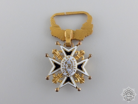 Grand Cross (Bronze gilt) Reverse