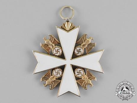 Grand Cross with Swords Reverse
