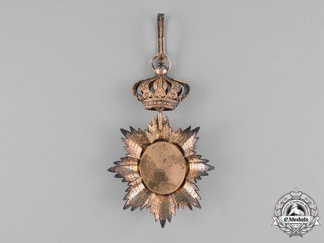 Royal Order of Cambodia, Commander Reverse