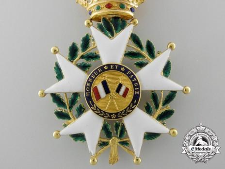 Officer (Gold) Reverse