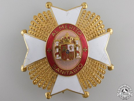 Grand Cross Breast Star Obverse