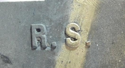 Coastal Artillery War Badge, by R. Souval Detail