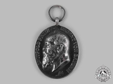 Prince Regent Luitpold Medal, Silver Medal