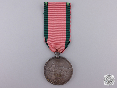 Silistria Medal, 1854, in Silver Obverse