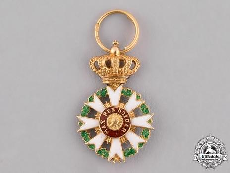 Miniature Knight's Cross