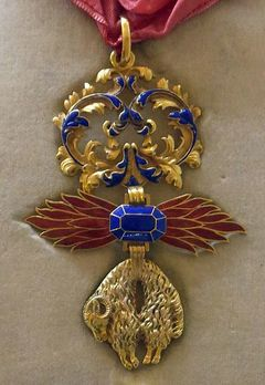 Knight Badge Obverse