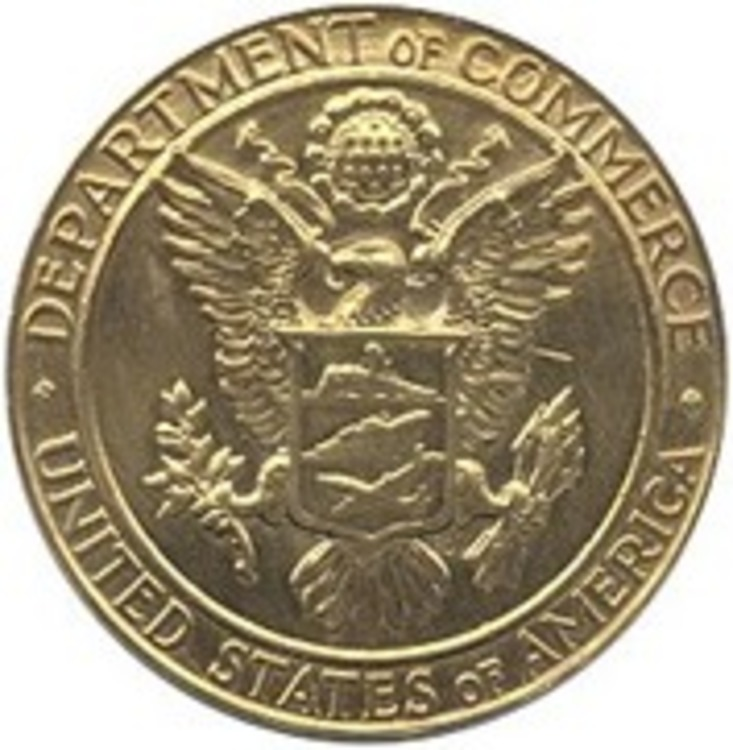 Us dept of commerce gold medal