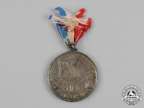 Medal of Honour for the St. Louis World's Fair of 1904 Obverse