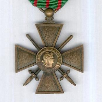 Bronze Cross (1914-1916) Obverse