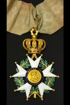 Order of the Legion of Honour, Type IV, Commander