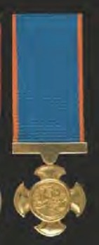 Woltemade Cross for Bravery, in Gold