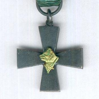 Miniature Frontier Guards Iron Cross Observe