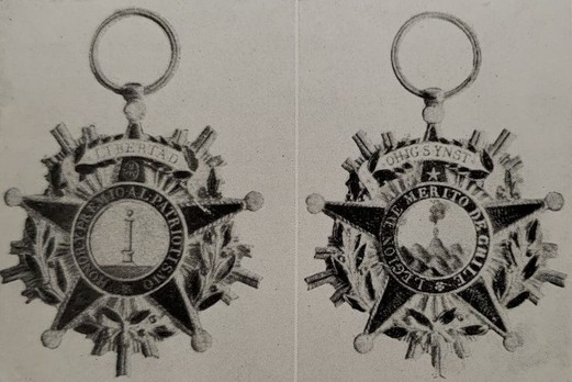 Grand Officer Obverse and Reverse