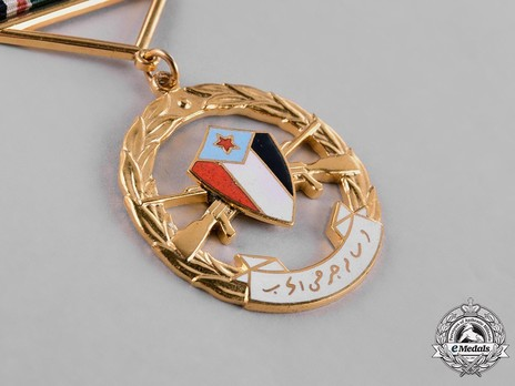 Order of the War Wounded Obverse