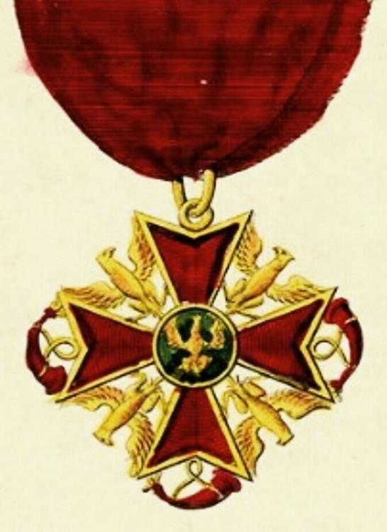 Order of the golden eagle %28w%c3%bcrttemberg%29