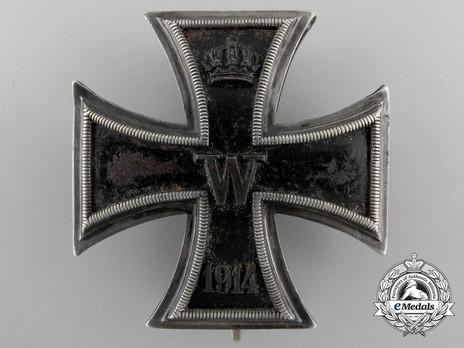 Model III, I Class Cross, by J. Godet