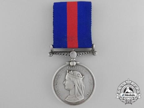 Silver Medal (1866) Obverse