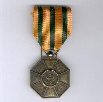 Obverse with Ribbon
