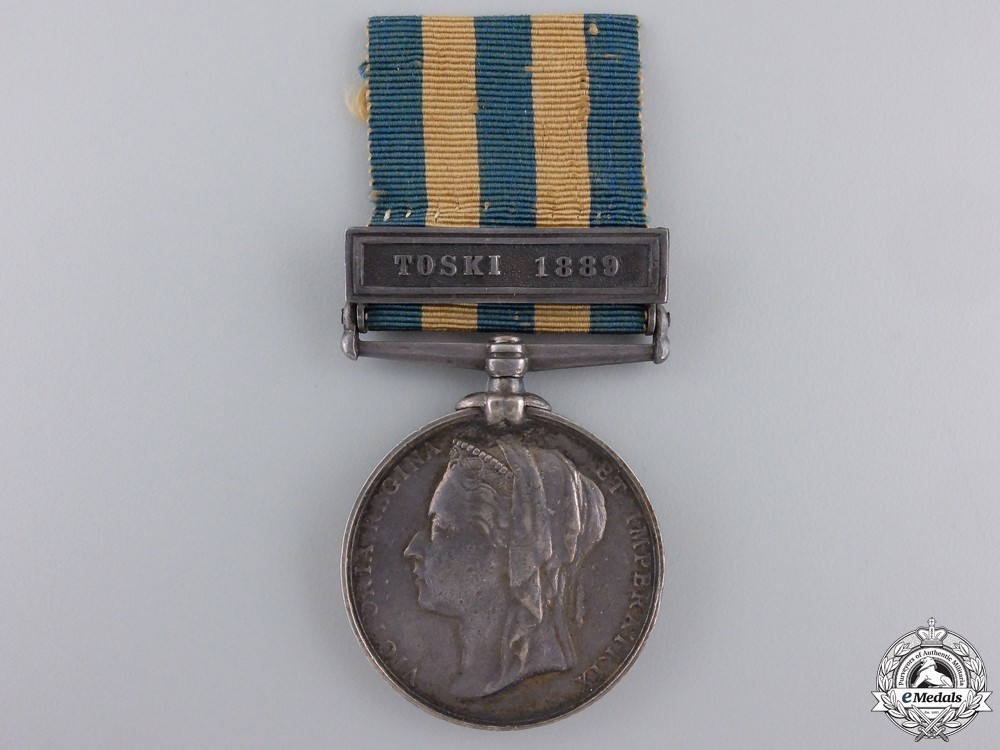 Silver medal with toski clasp obverse