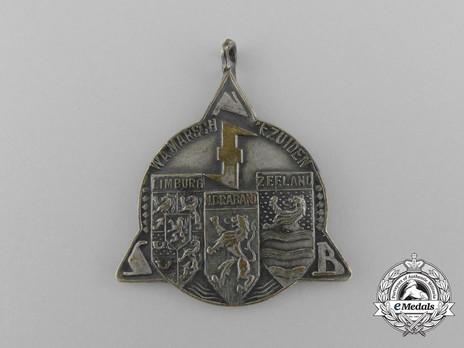 Dutch National Socialist Movement Medal Obverse