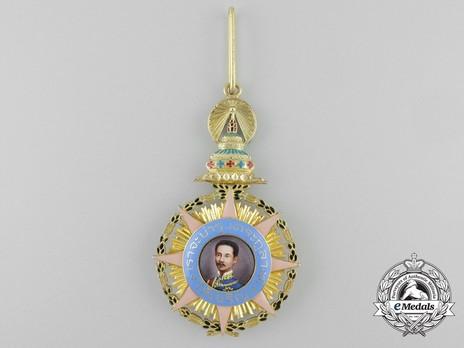 Order of Chula Chom Klao, Grand Cross, I Class