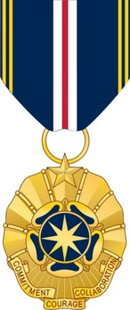 National Intelligence Superior Service Medal Obverse