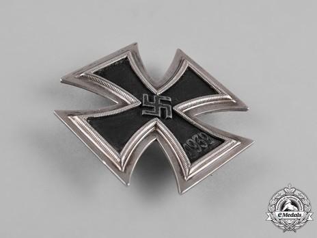 Iron Cross I Class, by C. E. Juncker (L/12) Obverse