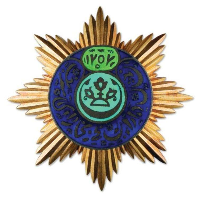 Order+of+noble+bukhara%2c+i+class%2c+ii+grade