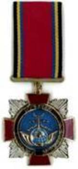 Military Signaler Badge Obverse