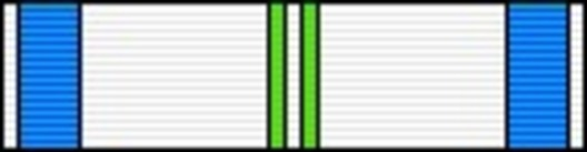 III Class Medal (for Promotion of Culture, 2000-) Ribbon